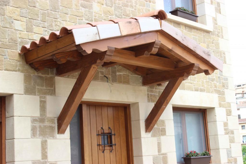Tejado de madera cubiertas y tejados de madera en la - Tejados de madera ...