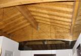 Estructura de madera laminada curva - Maderas Jimeno