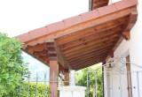 Porche de madera 1 - Maderas Jimeno
